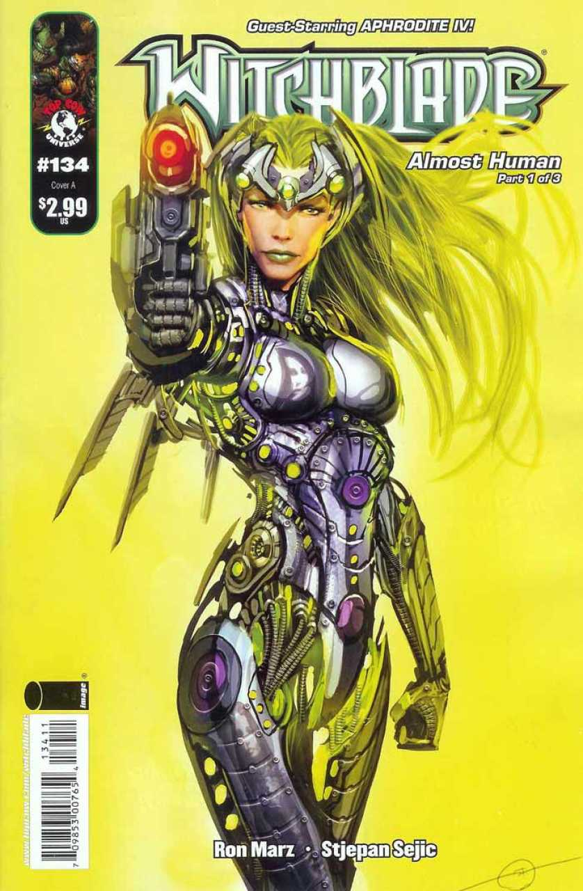 Witchblade #134