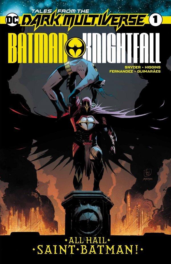 Tales From The Dark Multiverse: Batman: Knightfall #1
