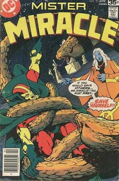 Mister Miracle #23