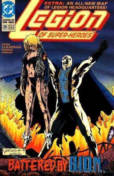 Legion of Super-Heroes #26