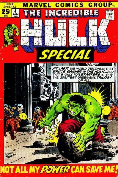The Incredible Hulk Annual #4