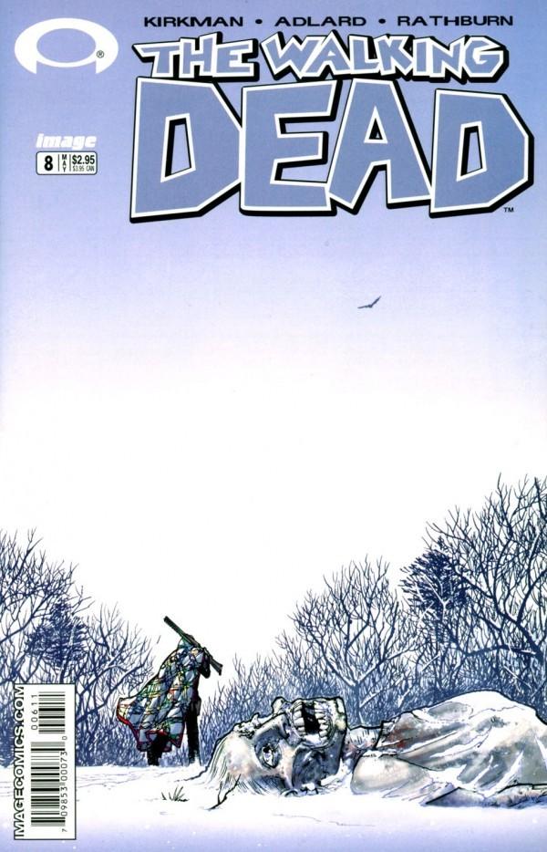 The Walking Dead #8