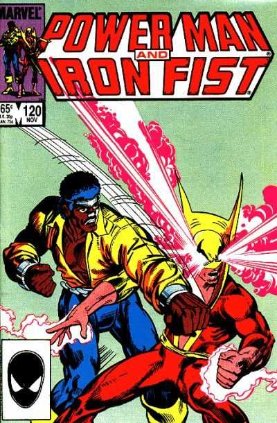 Power Man and Iron Fist #120