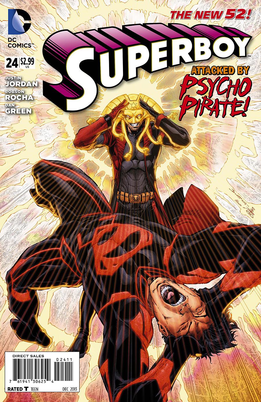 Superboy #24