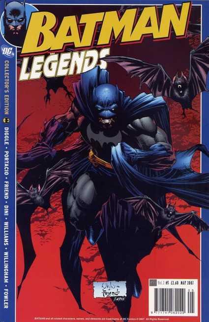 Batman Legends #5