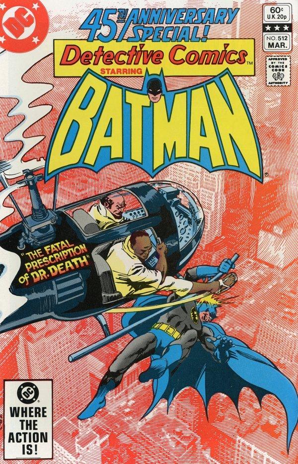 Detective Comics #512