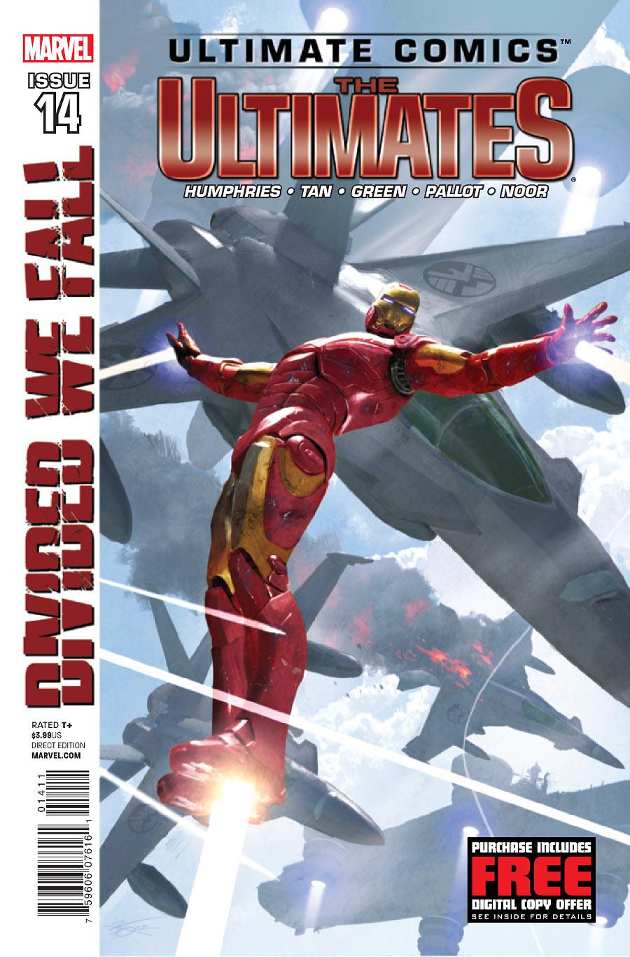 Ultimate Comics: The Ultimates #14