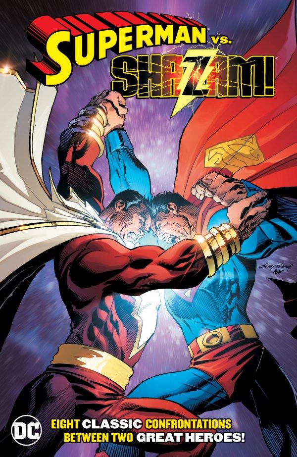 Superman vs. Shazam TP