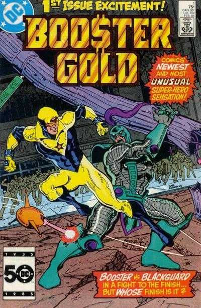 Booster Gold #1