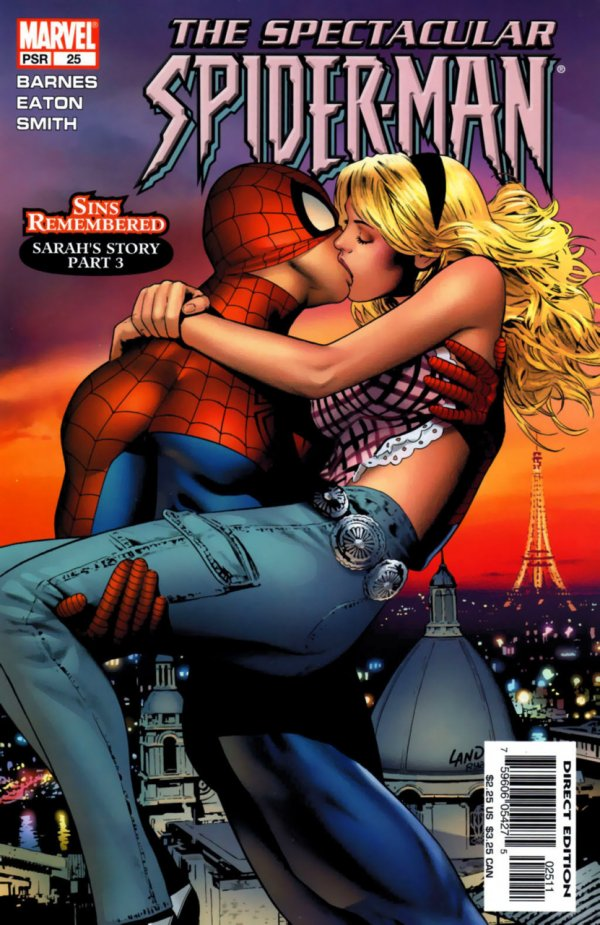 The Spectacular Spider-Man #25