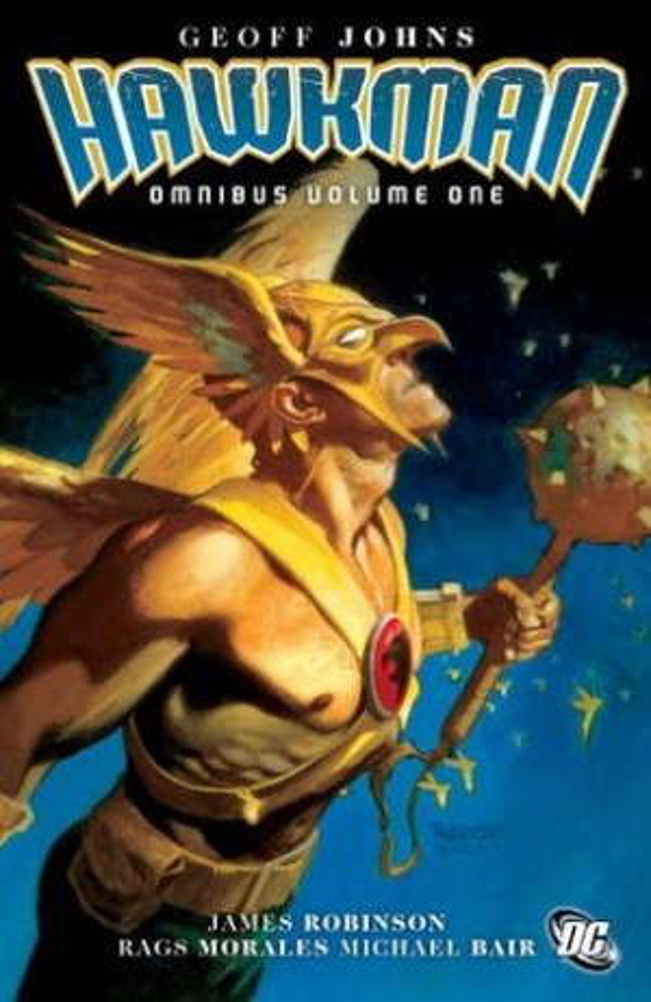 Hawkman Omnibus Vol. 1 HC