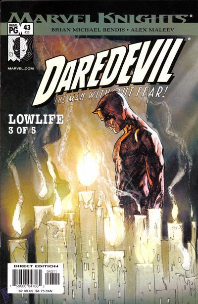 Daredevil #43