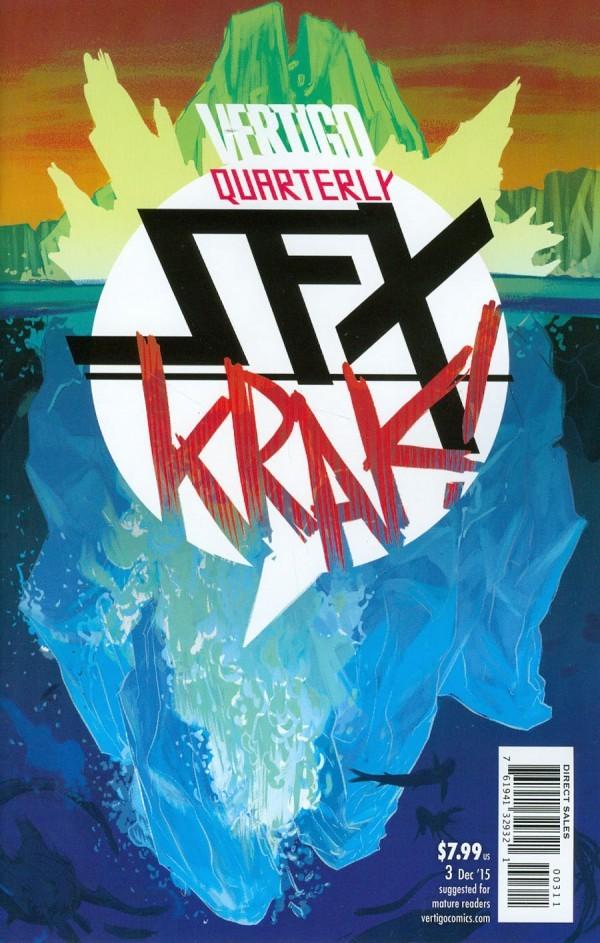 Vertigo Quarterly: SFX #3