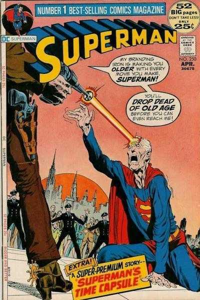 Superman #250