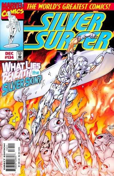 Silver Surfer #134