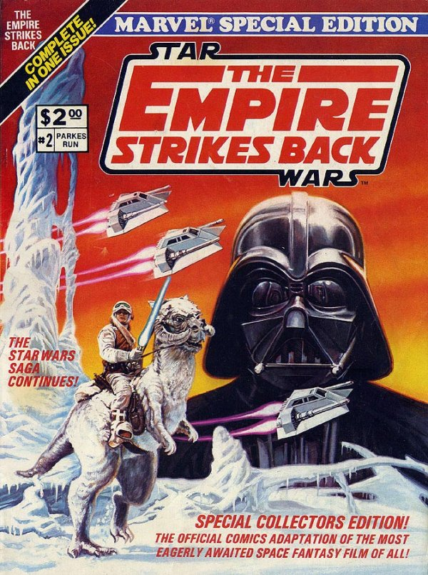 Marvel Special Edition: Star Wars - The Empire Strikes Back #2