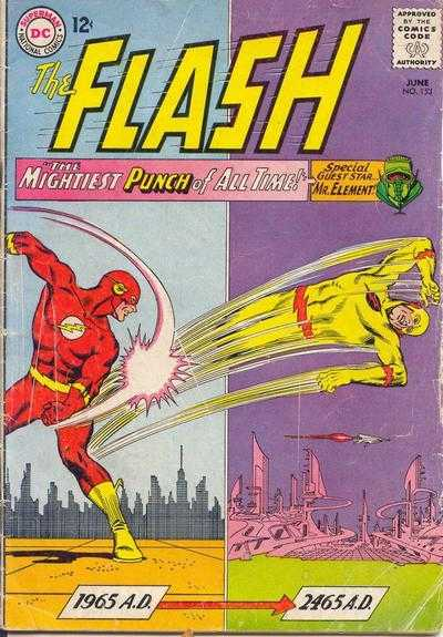 The Flash #153