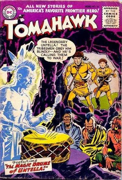 Tomahawk #34