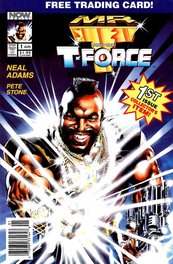 Mr. T and the T-Force #1