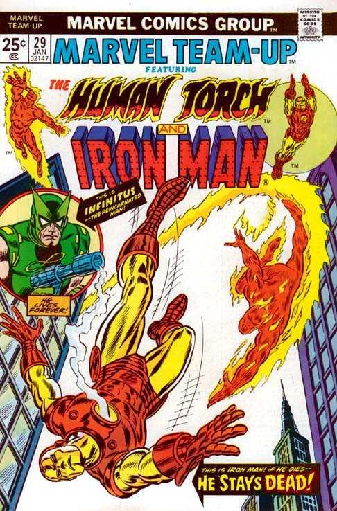 Marvel Team-Up #29