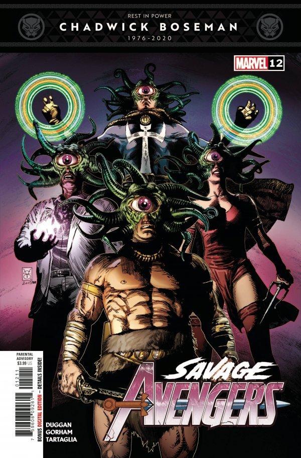Savage Avengers #12