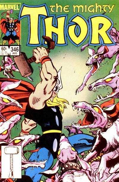 The Mighty Thor #346