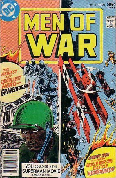 Men of War #2