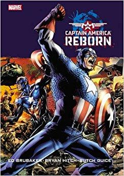 Captain America: Reborn HC