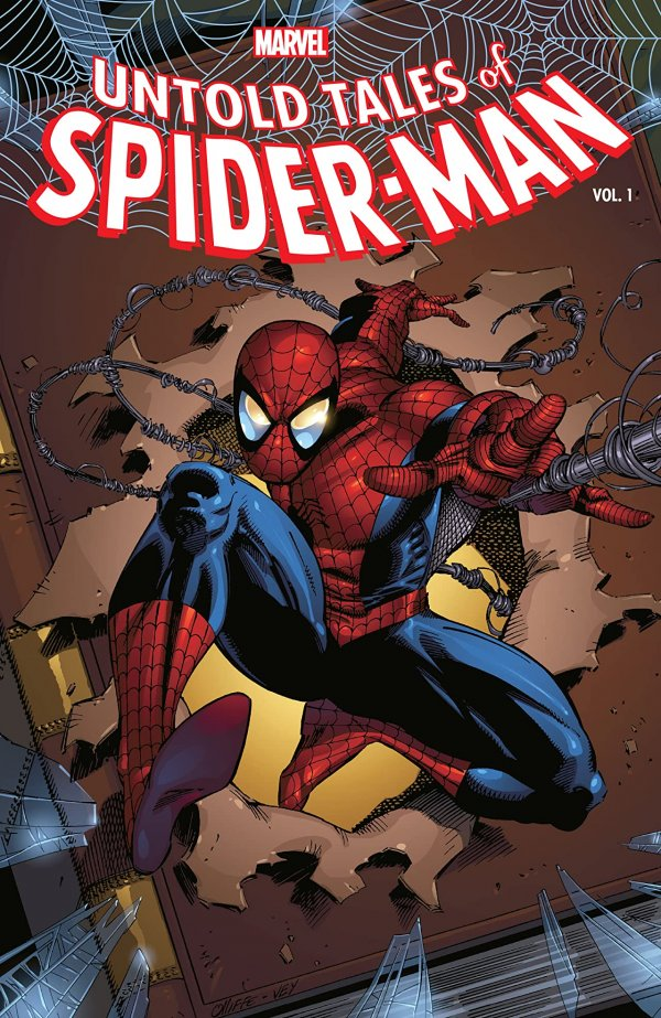 Untold Tales of Spider-Man: The Complete Collection Vol. 1 TP
