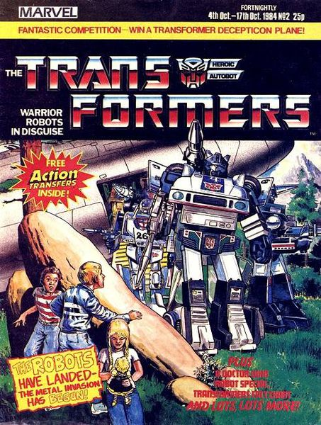The Transformers #2