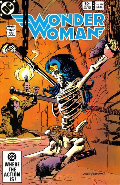 Wonder Woman #298