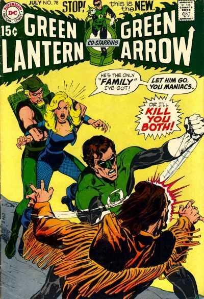 Green Lantern #78