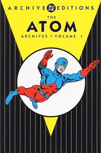 The Atom Archives Vol. 1 HC