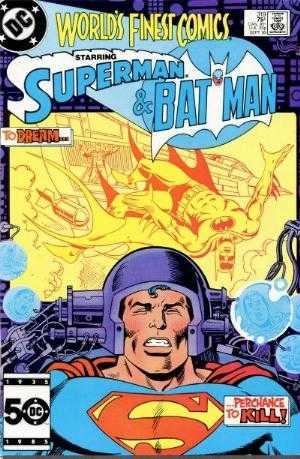 World's Finest Comics #319