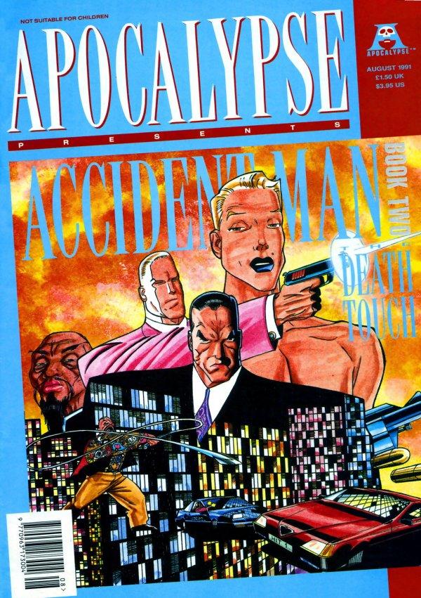 Apocalypse Presents #5