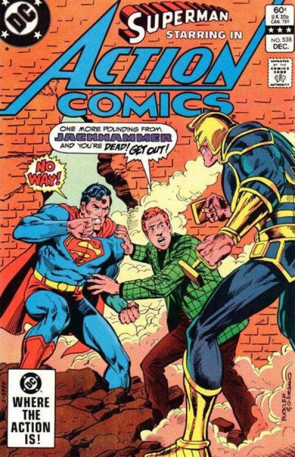 Action Comics #538