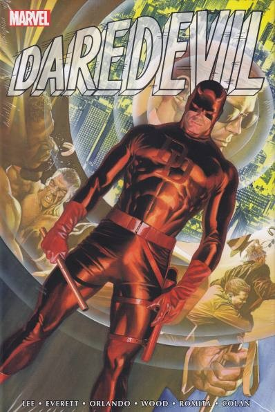 Daredevil Omnibus Vol. 1 HC