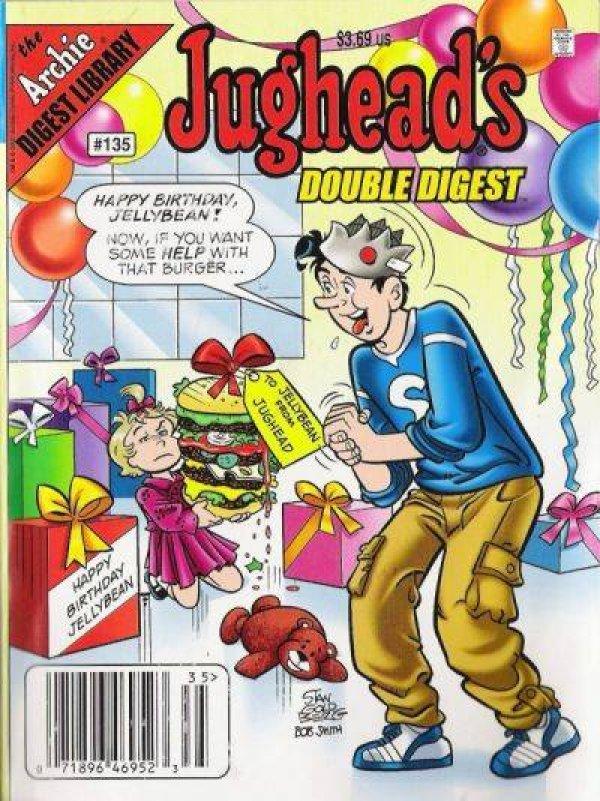 Jughead's Double Digest #135