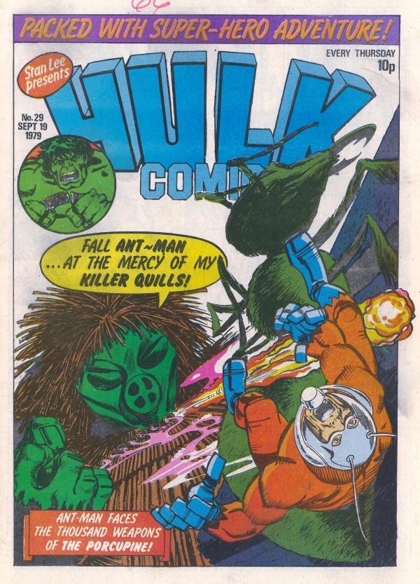 Hulk Comic #29