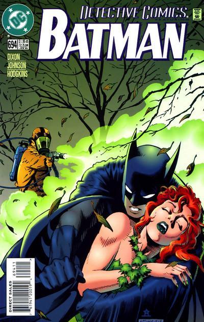 Detective Comics #694
