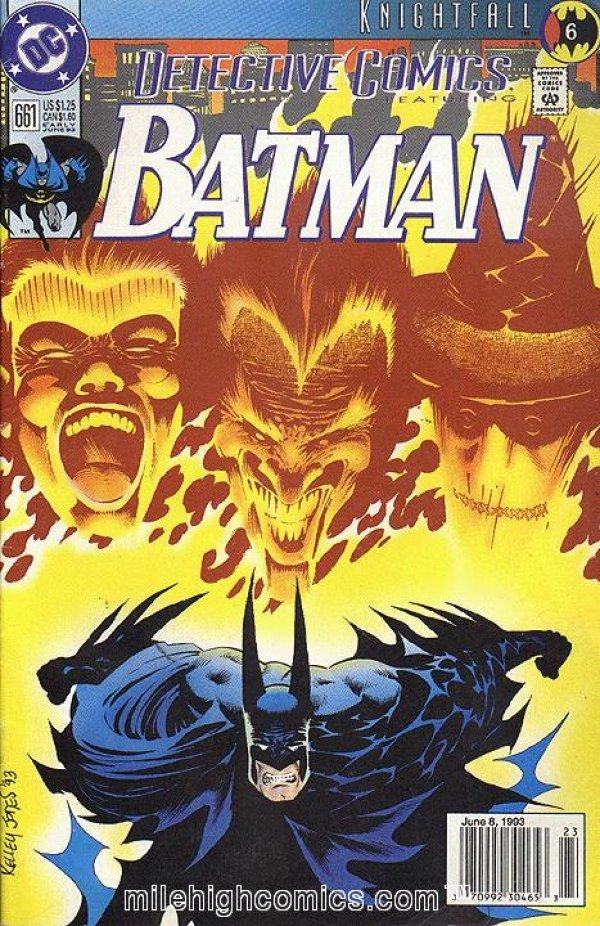 Detective Comics #661