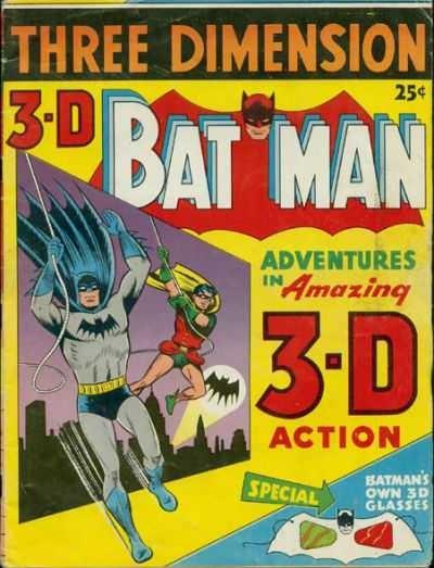 3-D Batman #1