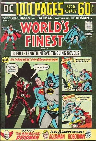 World's Finest Comics #223