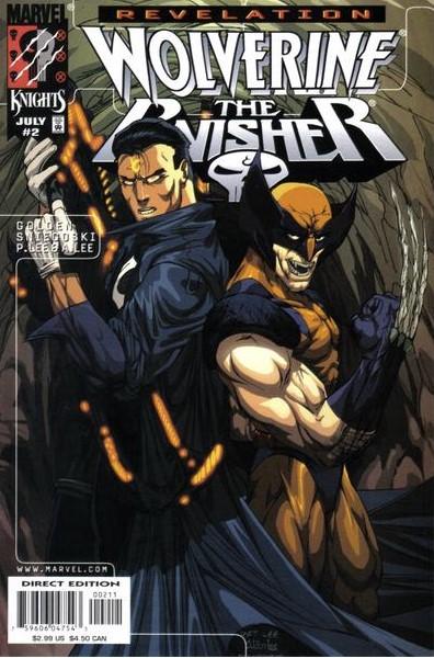 Wolverine / Punisher: Revelation #2