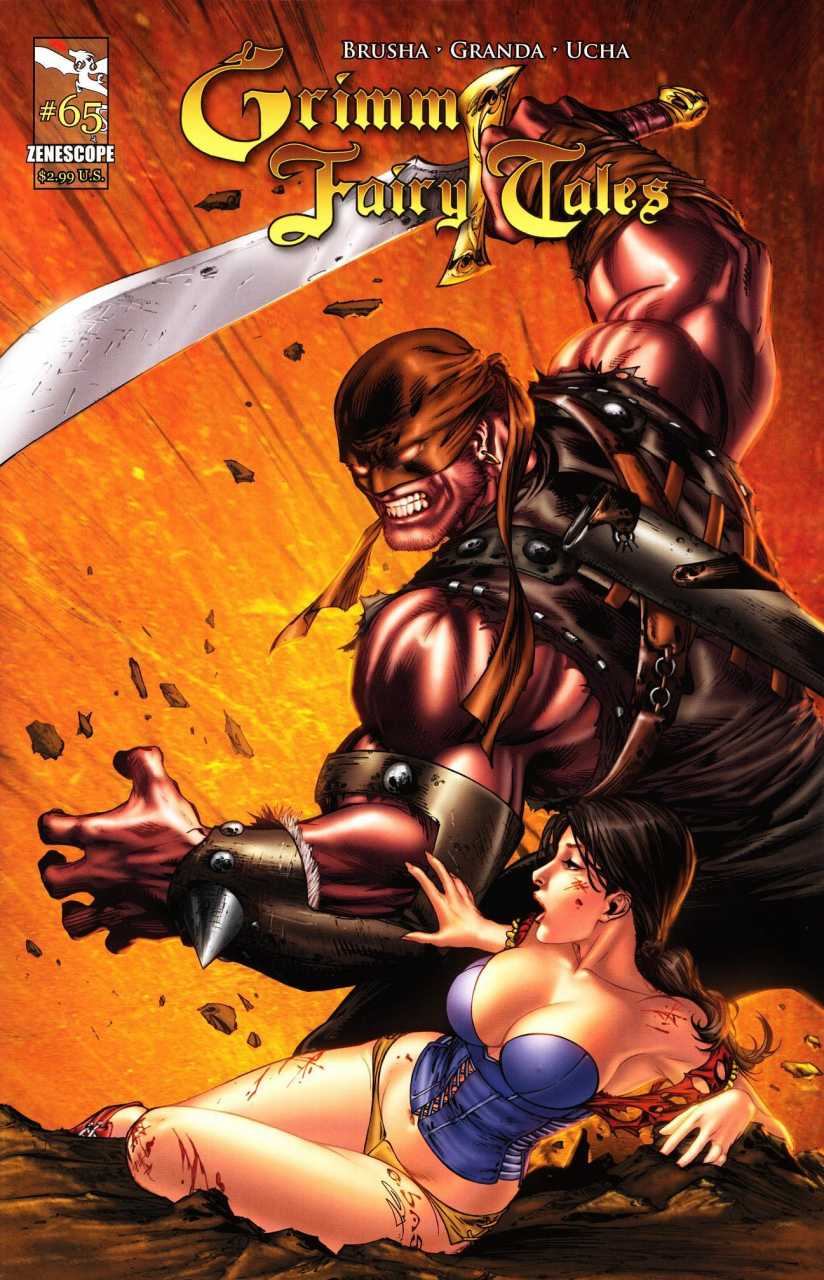 Grimm Fairy Tales #65