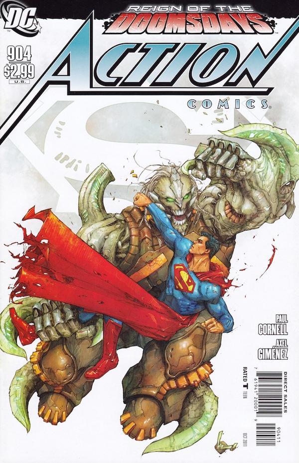 Action Comics #904