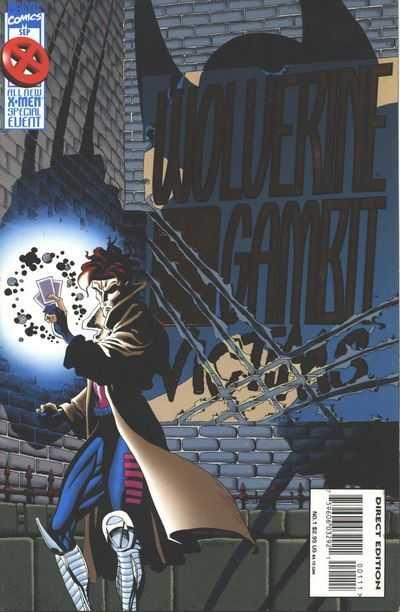 Wolverine / Gambit: Victims #1