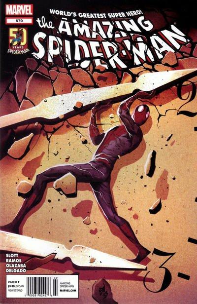 The Amazing Spider-Man #679