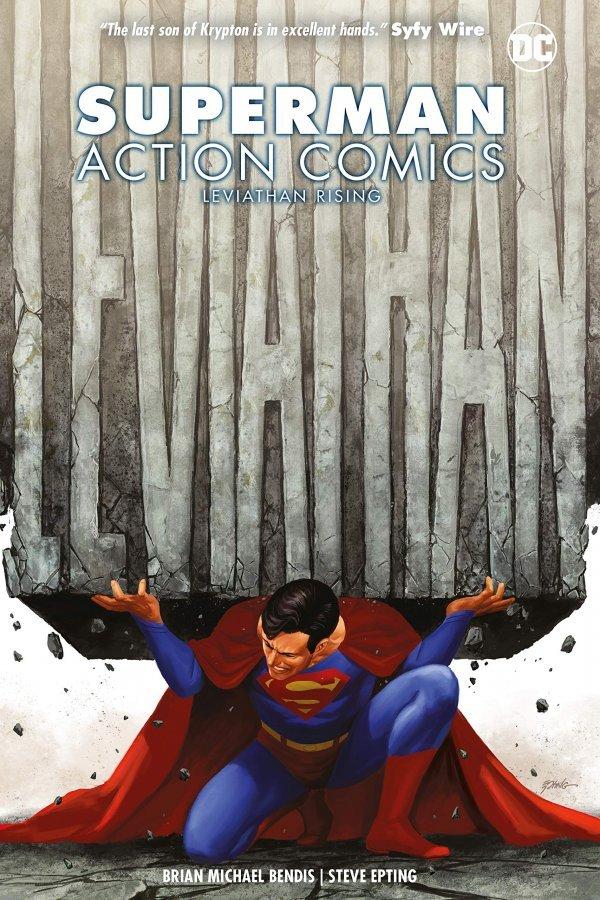 Action Comics Vol. 2: Leviathan Rising HC