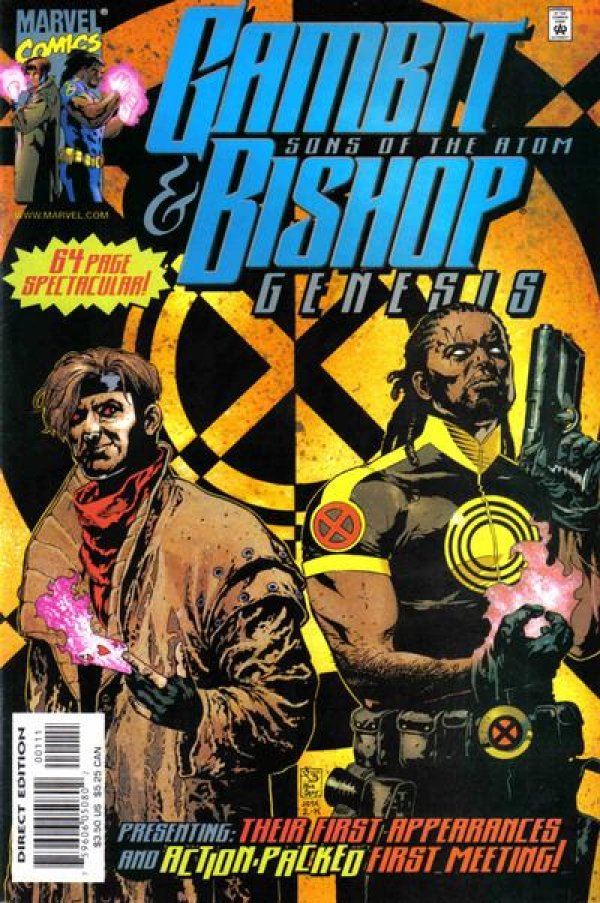 Gambit & Bishop: Genesis #1